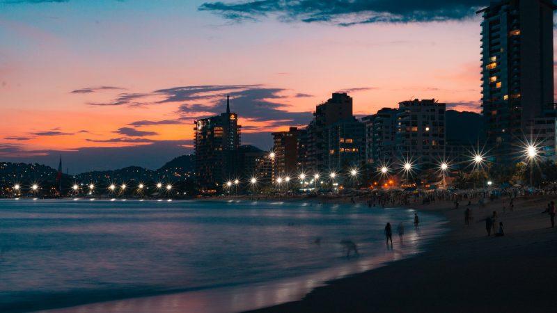 Le Mexique, destination touristique pour un voyage entre copines.