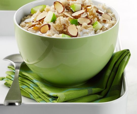 Des céréales au petit-déjeuner pour bien démarrer la journée
